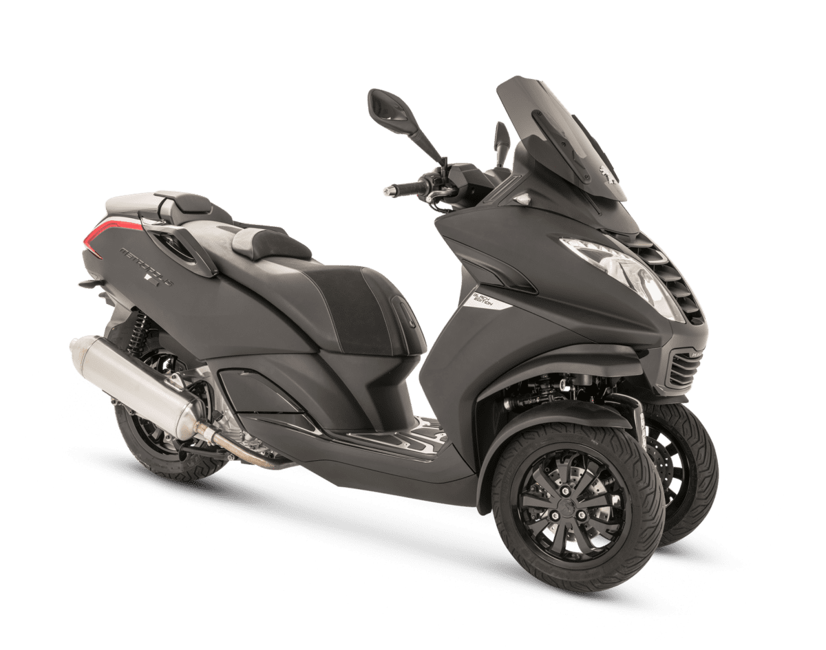 MP3 scooter 1