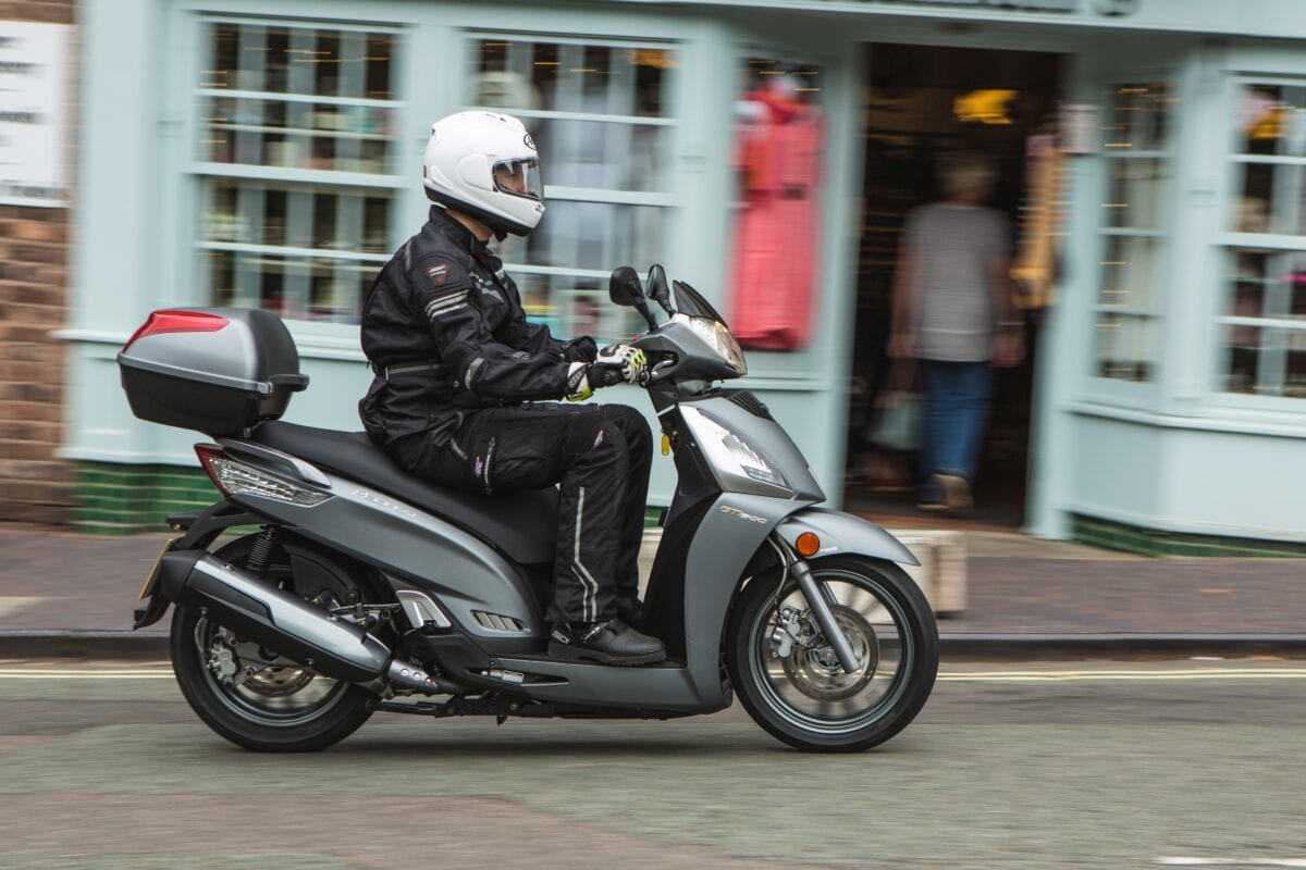 first ride: kymco people gt 300i abs – on2wheels