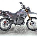 Keeway TX 125 Enduro