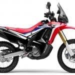 Honda CRF250L Rally (A2 version)