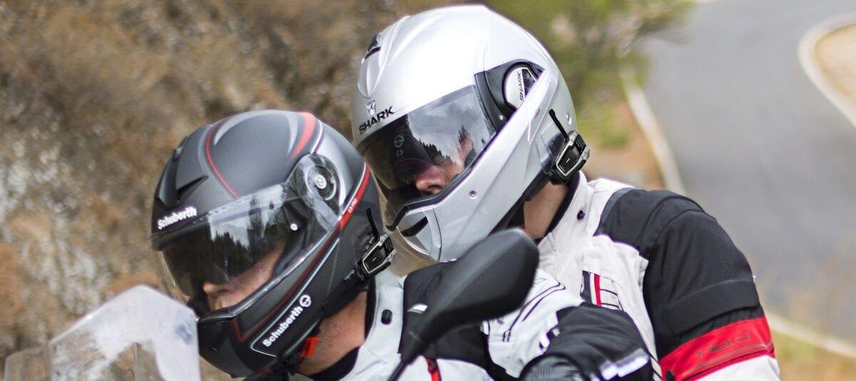 Motorcycle intercoms – on2wheels