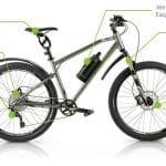 Gtech eScent mountain bike