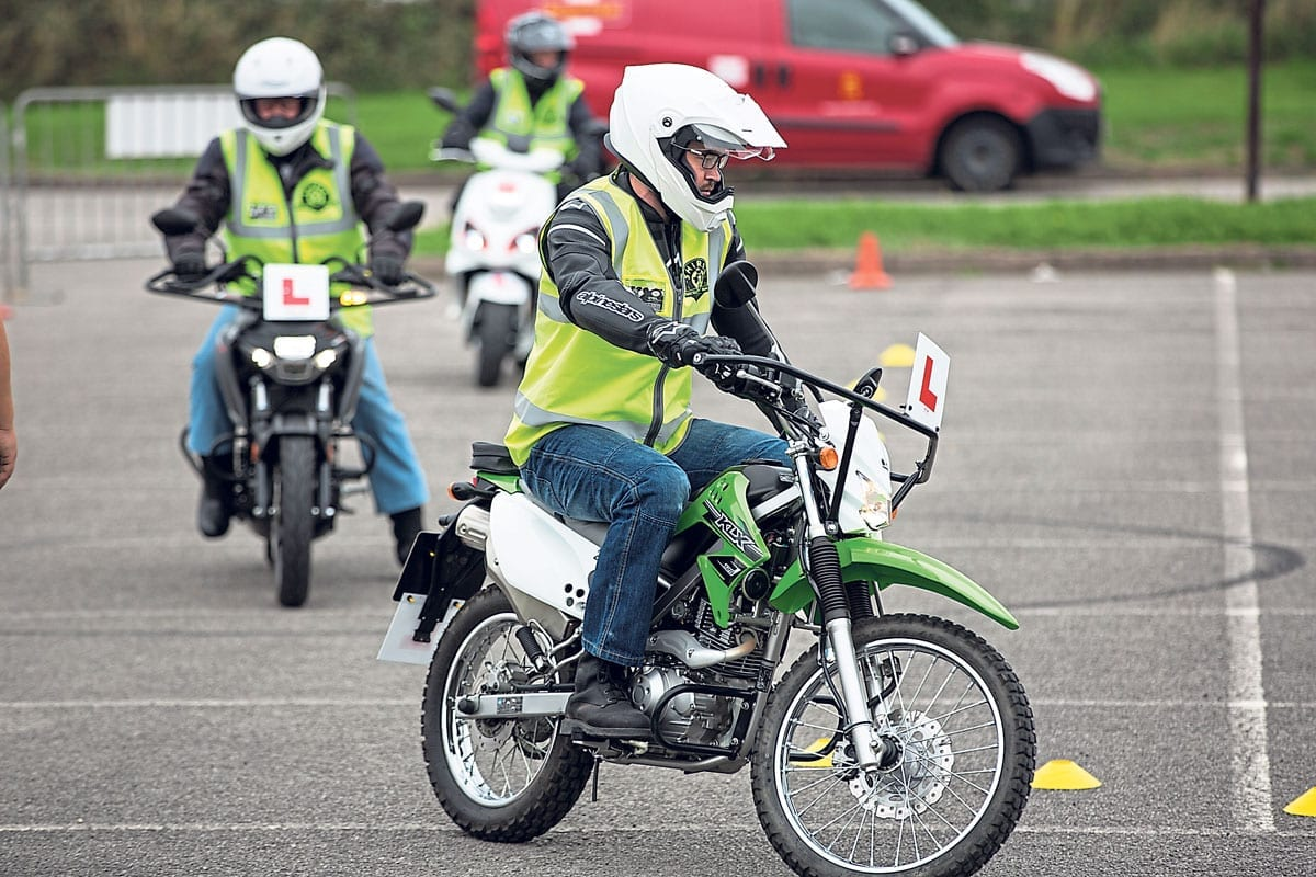Shires CBT Motorcycle Training